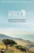 NIV Books of the Bible New Testament (Community Bible Experience) Paperback