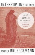 Interrupting Silence: God's Command to Speak Out Hardback