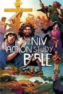 NIV Action Study Bible Hardback
