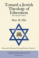 Toward a Jewish Theology of Liberation Paperback