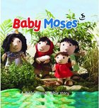 Baby Moses (Bible Friends Series) Paperback