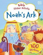 Bible Sticker Activity: Noah's Ark Paperback