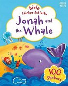 Bible Sticker Activity: Jonah and the Whale Paperback