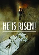 He is Risen (50 Pack)