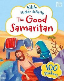 Bible Sticker Activity: The Good Samaritan