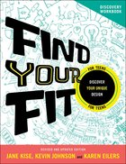 Find Your Fit: Discover Your Unique Design (Discovery Workbook) Paperback