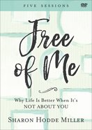 Free of Me: Why Life is Better When It's Not About You (Dvd) DVD