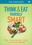 Think and Eat Yourself Smart: A Neuroscientific Approach to a Sharper Mind and Healthier Life (Dvd) DVD