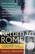 Return to Rome Paperback
