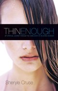 Thin Enough Paperback