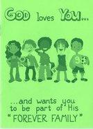 God Loves You (Pack Of 25)