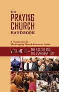 Tpch #03: The Pastor and the Congregation Paperback
