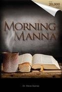 Morning Manna Paperback