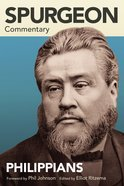 Philippians (Spurgeon Commentary Series) Paperback