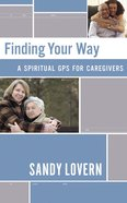 Finding Your Way Paperback