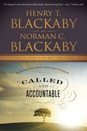 Called and Accountable (Tenth Anniversary Edition) Paperback
