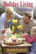 Holiday Living Paperback