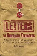 Letters to American Teenagers Paperback
