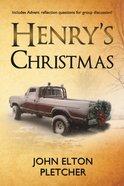 Henry's Christmas Paperback