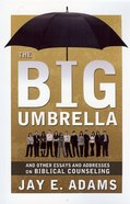 The Big Umbrella Paperback