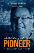 Gerald Coates Pioneer Paperback