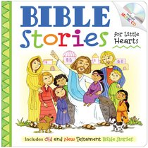 Bible Stories For Little Hearts