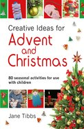 Creative Ideas For Advent and Christmas Paperback