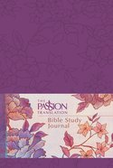 TPT Bible Study Journal Peony Imitation Leather