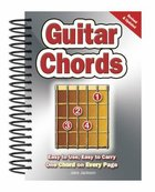 Guitar Chords - One Chord on Every Page (Easy-to-use Series)