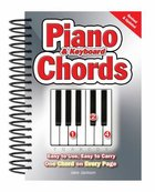 Piano and Keyboard Chords - One Chord on Every Page (Easy-to-use Series)