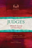 Judges (Asia Bible Commentary Series)