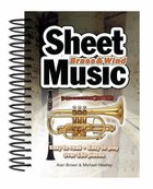 Brass and Wind Sheet Music, Easy to Play Over 150 Pieces (Easy-to-use Series)