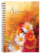 Spiral Hardcover Journal: Serenity Prayer