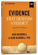 Evidence That Demands a Verdict: Life-Changing Truth For a Skeptical World (Video Study) DVD