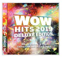Wow Hits 2019 Deluxe Double CD