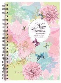 Spiral Hardcover Journal: New Creation