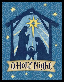Christmas Boxed Cards: O Holy Night, Scripture
