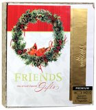 Christmas Premium Boxed Cards: Friends One of God's Special Gifts - Marjolein Bastin