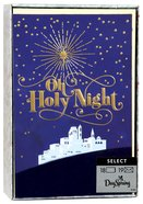 Christmas Boxed Cards: Oh Holy Night (1 John 4:9 Niv)