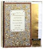 Christmas Premium Boxed Cards: Wonderful Saviour (James 1:17)