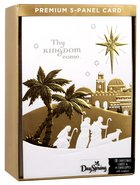 Christmas Boxed Cards: Five Panel Card Thy Kingdom Come (Matthew 6:10 Kjv) Box