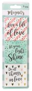 Magnet Set of 3: Sparkle Range Novelty