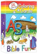 52 Coloring Cards: ABC Bible Fun Box