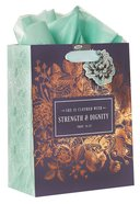 Gift Bag Medium: Strength & Dignity Stationery