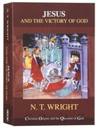 Jesus and the Victory of God (#2 in Christian Origins And The Question Of God Series) Paperback