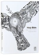 NLT Holy Bible Flexibound Dove Anglicized Edition Paperback