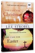 Case For Christmas, The/ Case For Easter, the (Study Guides With Dvd)