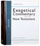 Romans (Zondervan Exegetical Commentary Series On The New Testament)
