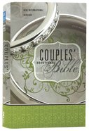 NIV Couples Devotional Bible (Black Letter Edition) Hardback
