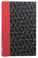 NIV Thinline Bible For Teens Black (Red Letter Edition) Hardback
